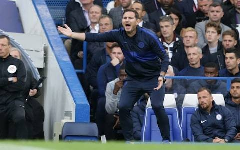 Frank Lampard admits concern over Chelsea's failure to win at home since he took charge