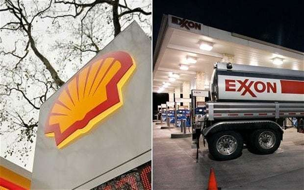 Oil rout gives Exxon and Shell reason to buy rival 'sisters'