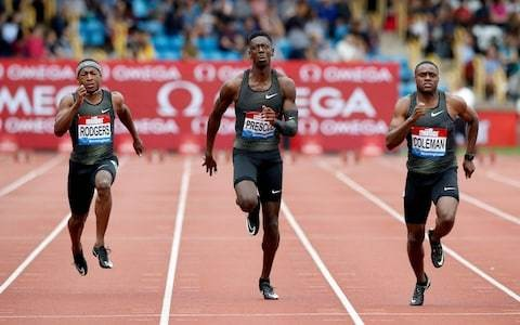 Exclusive: Reece Prescod and Laura Muir injury doubts for Doha World Championships