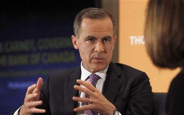 Britain is a 'crisis economy', says Mark Carney
