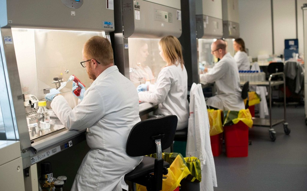 Thousands of clinical trials halted amid focus on finding coronavirus treatments