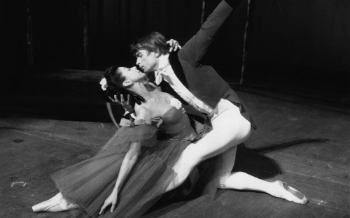The day I was bewitched by Rudolf Nureyev: 'The Royal Ballet treat me like an electric rabbit'