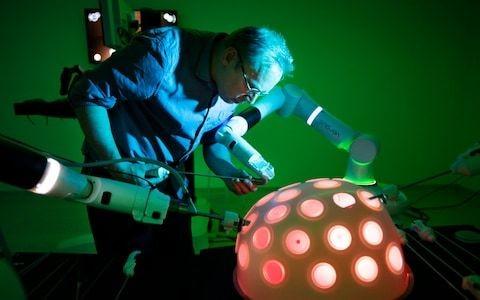 NHS to test Versius robot surgeons next month