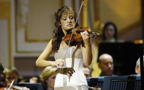 We 'shouldn't apologise' for the race or gender of those who made the most celebrated classical music, Nicola Benedetti says