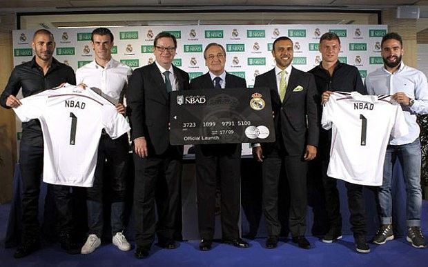 Real Madrid lose Christian cross from club crest to appease Abu Dhabi bank