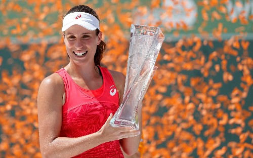 Down and out in Miami, has Johanna Konta lost the edge that took her to the top?