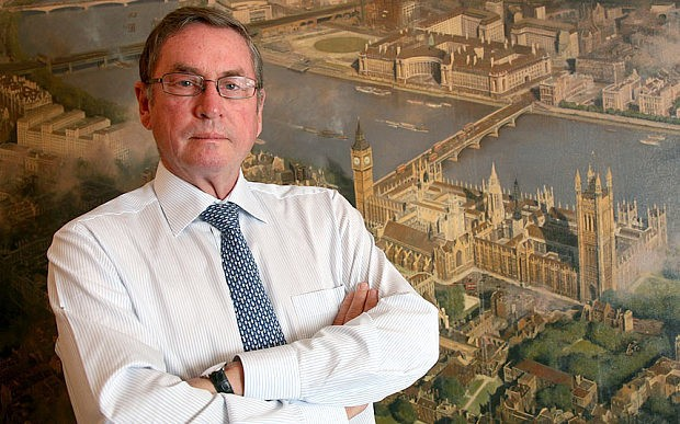 Labour will win 'comfortable' majority at general election, says Lord Ashcroft