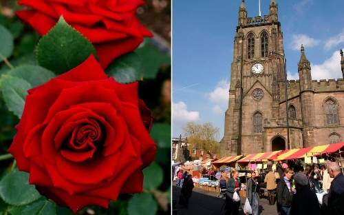St George's Day: Bid to ban roses at Stockport market before election 'as they look like Labour logo'