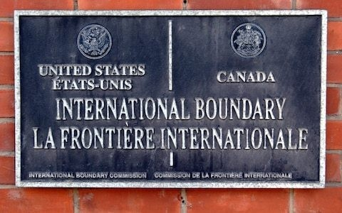 British family claim US officials 'kidnapped' them for accidentally straying across border from Canada
