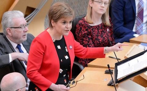 Nicola Sturgeon accused of ignoring 'mounting evidence' over school subject choice