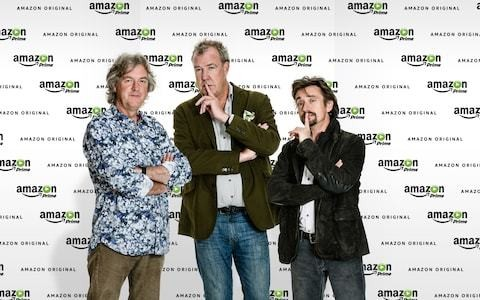 Ex-Top Gear trio rev up website with Murdoch cash injection