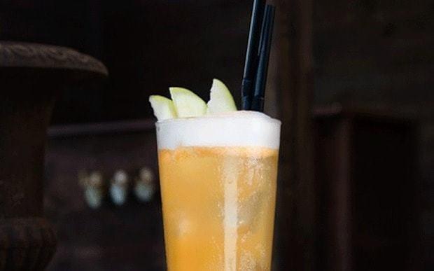 Cocktail of the week: Glapsvidr Queen