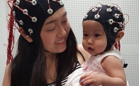 Mothers and babies brains 'more in tune' when mother is happy