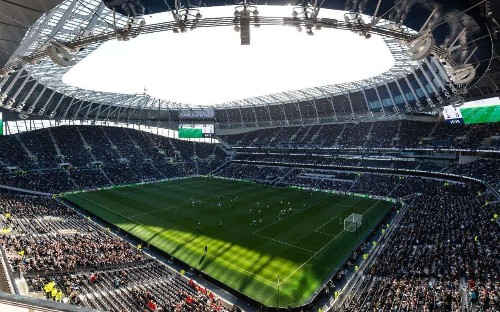 Tottenham Hotspur's new ground eclipses north London rivals' Emirates Stadium– it was worth the long wait