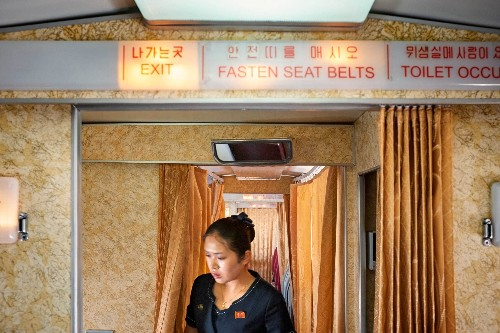 How North Korea's airline keeps its Soviet-era fleet ready for service – despite being banned from the sky
