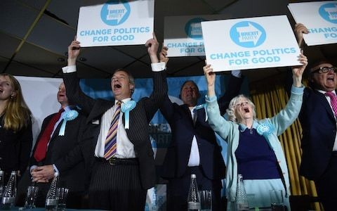 The clumsy calls to probe Brexit Party funding could backfire spectacularly