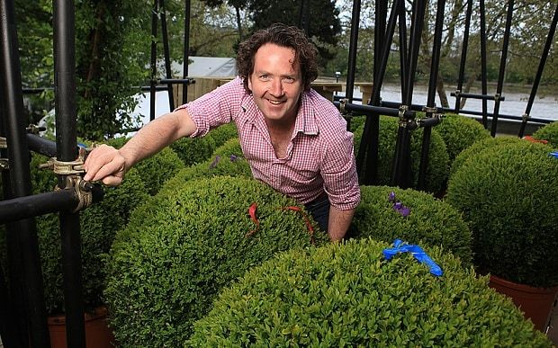 Diarmuid Gavin's six tips for older gardeners