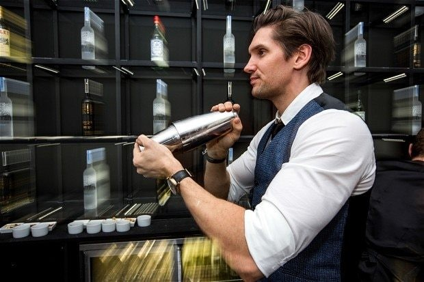 London Cocktail Week: mixologists wage Cold War against shaken Martini