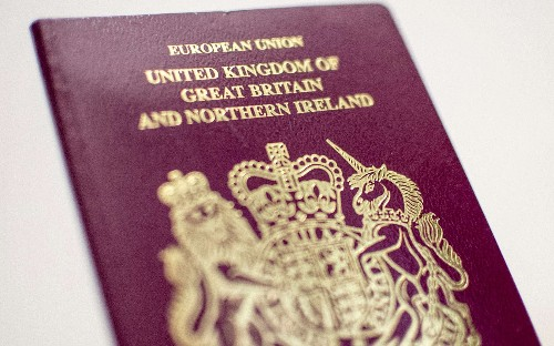 UK travellers 'will have to get passports stamped every time they enter EU'