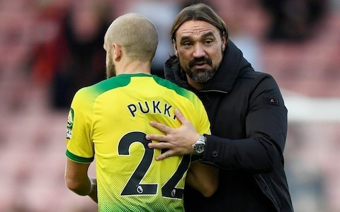 Daniel Farke: Keeping injury-hit Norwich in Premier League like trying to climb Everest without any tools