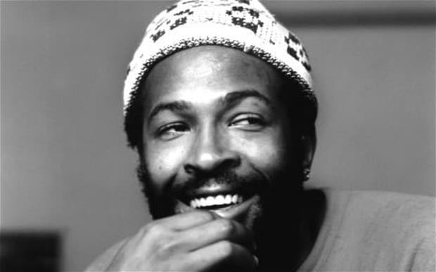 Marvin Gaye commemorated on his 75th birthday