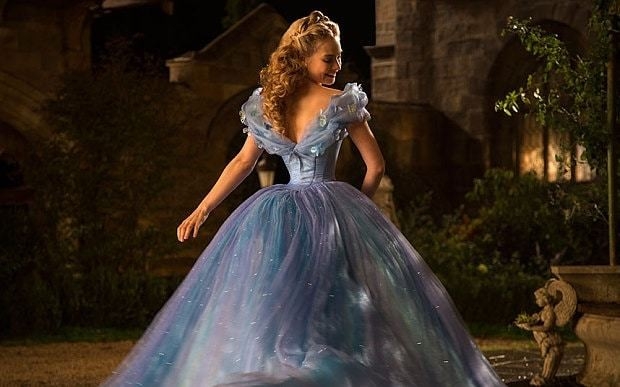 Lily James: Talk of my Cinderella waist 'upsetting and boring'