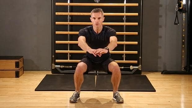 How to get fit for the slopes: jump squats