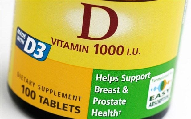 High dose vitamin D could treat multiple sclerosis, scientists find