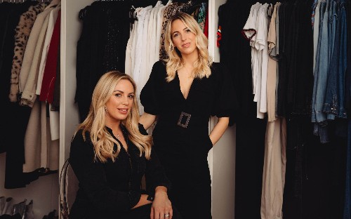 Meet the Style Sisters, the best friends who have turned celebrity wardrobe tidying into an art form