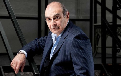 David Suchet to guest star in Doctor Who
