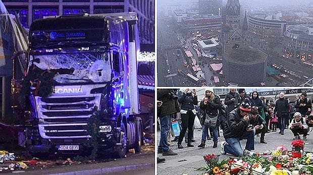Berlin terror attack: Tunisian suspect was investigated over earlier terror plot