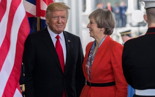 Donald Trump state visit 'delayed' after President 'told PM he will not come if people protest against him'
