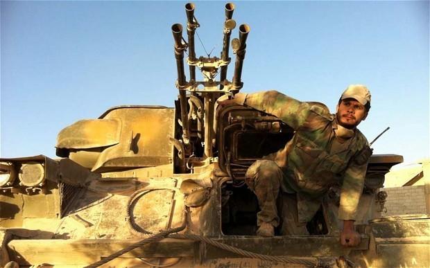 Syrian civil war has become three-way conflict, says al-Qaeda's leader