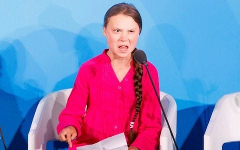 Greta Thunberg attacks world leaders for failing her generation as she files lawsuit at United Nations