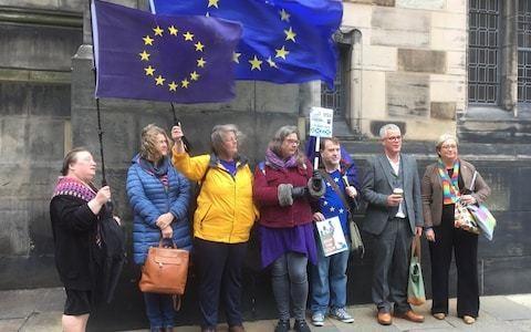 Wednesday afternoon news briefing: Were Scottish judges 'biased'?
