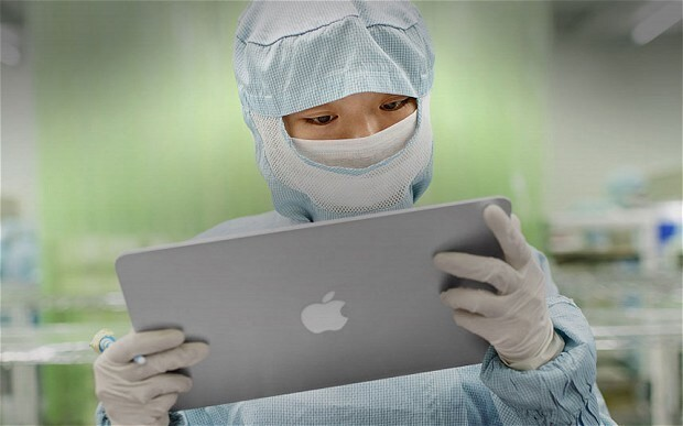Apple publicises mineral suppliers with links to conflict zones