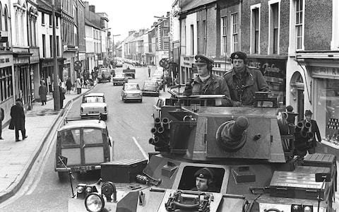 It's time to stop hounding ex-soldiers who served during the Troubles