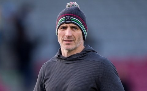 No sympathy from Paul Gustard for his old side Saracens - 'All I think about is Harlequins winning'
