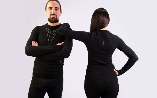 The app-controlled knitwear that means you'll never feel the cold again