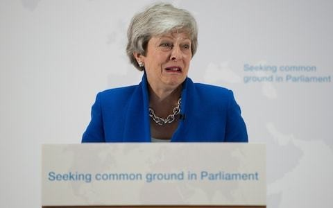 The Prime Minister is in the last chance saloon where support has run dry