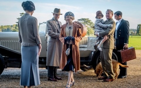 Downton Abbey review: does this really deserve to be in cinemas?