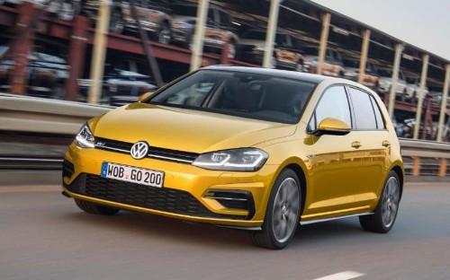 New 2017 Volkswagen Golf revealed