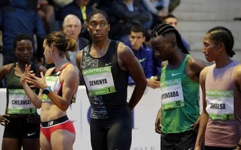 Athletes like Caster Semenya with high levels of testosterone to be tested for gender dysphoria