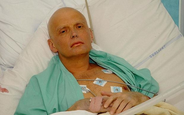 'I knew from the start that Putin ordered Litvinenko's murder'