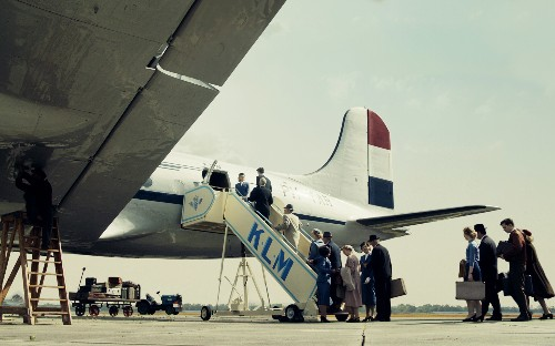 The world's oldest airline as it once was