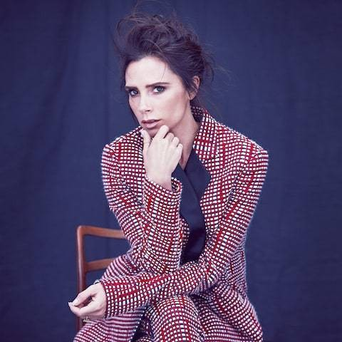 Victoria Beckham on her fashion empire, the 'juggling act' of family life and working with thin models