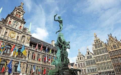 A world-class fashion hub with museums galore – an expert guide to Antwerp