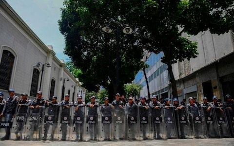 At least 29 inmates killed in clashes at Venezuela jail