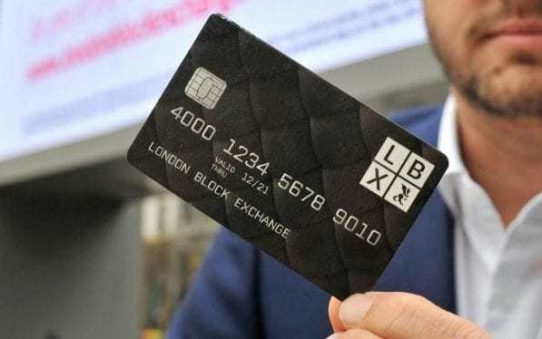 This Visa card lets you spend bitcoin anywhere