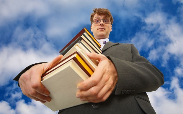 Academic e-books: will they ever take off?